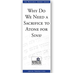 Why Do We Need a Sacrifice to Atone for Sins?