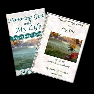 Honoring God with My Life Book & Audiobook Bundle