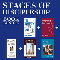 Discipleship Stages Book Bundle