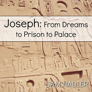 Joseph: From Dreams, to Prison, to Palace (MP3)